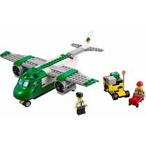 Lego - City 60101-aeropuerto_ Avión De Carga