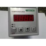 Termostato Digital Temperatura Tipo Pt100, J,k, Sin Sensor