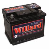 Bateria Willard Ub730 Parnet 306 D Golf Bora C4 Strada 12x75