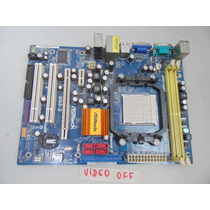 Placa-mãe P Pc Amd Am2+/am3 Ddr2 Asrock N68-s Vídeo Ofboard