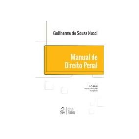 Manual De Direito Penal Guilherme De Souza Nucci 11ª Edição