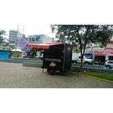 Trailer Food Truck Com Gerador De Energia
