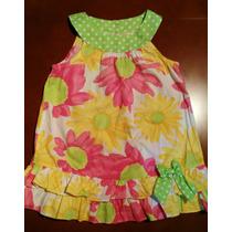 Vestido Para Bebé Niña Talla 2 Años