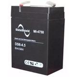 Bateria Datashield 6v 4.5ah Facturamos