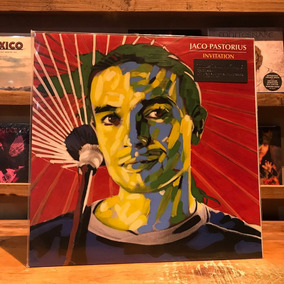 Jaco pastorius vinilo msica en mercado libre argentina jaco pastorius invitation vinilo stopboris Choice Image