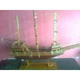 Barcos ( Réplicas Miniaturas En Madera )