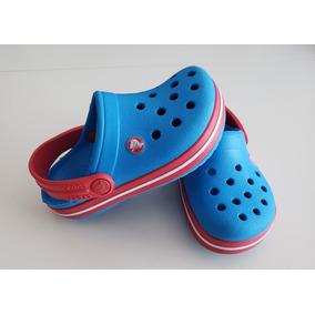 Crocs Crocband Número 6-7 Usa, 21-22 Argentino