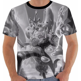 Camiseta League Of Legends Candy King Ivern Lol Pb
