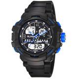Reloj Alike Ak15117 Resistente Al Agua 50m Acero Inoxidable