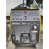 Maquina De Soldar Esab Heliarc 352 Ac/dc