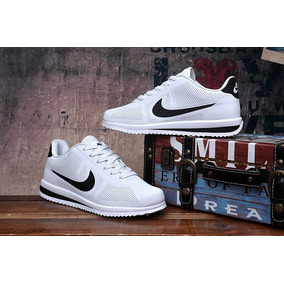 Nike Air Cortez Ultra Moire Blanco Negro