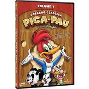 Coleção Clássica Pica-pau E Seus Amigos Vol.3 - Dvd
