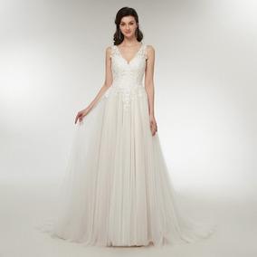 Vestidos de casamento simples e bonitos