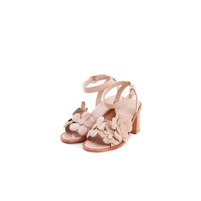 Sandalia - Nude - Zapato - Saverio Di Ricci - 20% Off