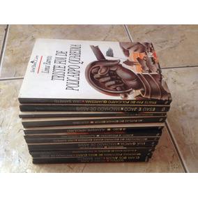 3 Livros Literatura Brasileira - Vários Títulos