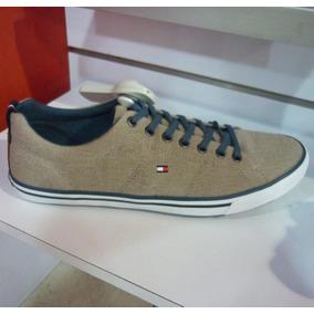Zapatos Tommy Hilfiger Para Hombres - 100% Legítimos 10106
