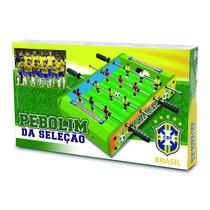 Pebolim Da Seleção Brasileira