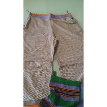 Pantalón Rapsodia Multicolor