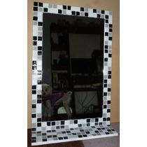 Espejo Venecitas 80x70 Estante