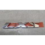 Emblema Lxs Civic New Civic 07 08 09 10 11 12 13 14 Honda