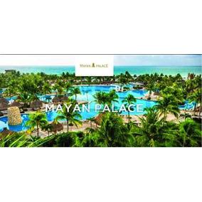 Tiempo Compartido En Venta, Para Vacacionar En El Exclusivo Hotel Mayan Palace Vidanta Resort