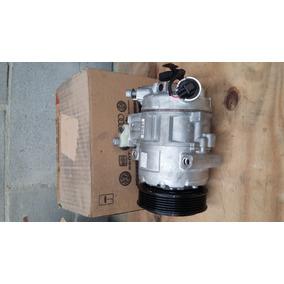 Compressor De Ar Cond Denso 6q0820808d Ibiza Polo 2003 Origi