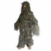 Traje De Camuflaje Adults Woodland Camouflage Ghillie Suit