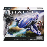 Mega Bloks Halo Ataque Banshee 173 Pzs Cng65 Envio Gratis