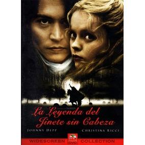 La Leyenda Del Jinete Sin Cabeza Película Dvd