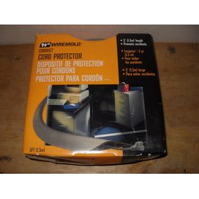 Wiremold Suelo Cordón Protector Equipo De Computo