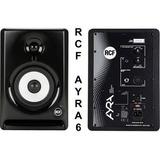 Monitor De Studio Rcf Ayra 6 // El Par $570