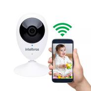 Câmera Intelbras Mibo Wifi Hd 720p Ic3 Infravermelho Audio