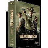 The Walking Dead - 1ª Temporada Completa - 3 Discos -lacrado