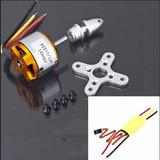 Combo Motor Brushless 2212 1000kv + Esc 30a + Hélices