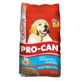 Procan Cachorro 30 Kg Razas Medianas Y Grandes