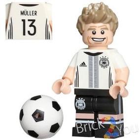 Seleção Polonesa De Futebol - Lego e Blocos de Montar no Mercado ... a050c103c63c0