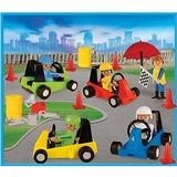 Playmobil Antex Carrera Auto Karting Tienda Pepino