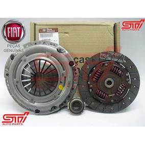 Kit Embreagem Fiat Grand Siena E Novo Palio 1.4 Original