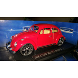 Auto De Coleccion Superior Beetle 1967 Esc.1/18