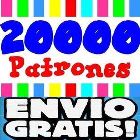 Kit Imprimible 20000 Patrones Tarjetas Cajas Marcos Fondos 2