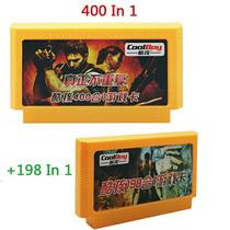 Pack Caset De Juegos Retro 8 Bit