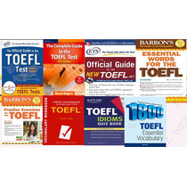 Libros Official Toefl+audios (versión Digital)