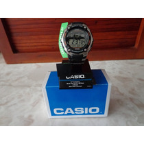 Reloj Casio Digital Modelo Ae-2000w Nuevo En Estuche Ganalo¡