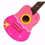 Guitarras De Madera Para Niñas
