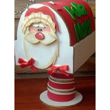 Adornos En Foami Navidad Para El Hogar O Regalar