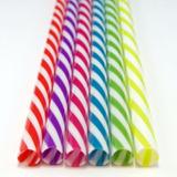 Sorbetes Plastico Duro Reutlizables X 10 Candy Bar Souvenir