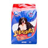 Alimento Sabrositos Mix Car/pollo/cer Perros Adultos X15kg