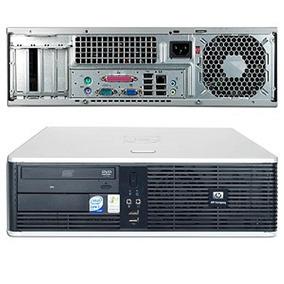 Cpu Hp Compaq Dc5700, 2 Duo E7200 2.53ghz, Dd 320gb, Ram 1gb