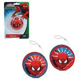 10un Ioio Com Luz Na Cartela Homem Aranha/spider Man