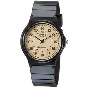 Reloj Casio Quartz Mq-24-9b Original Vintage De Manecillas